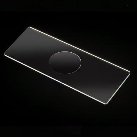 Single Cavity Well Slide