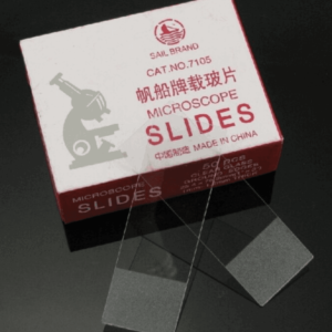 Frosted Glass Slides